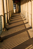 Stonework of in Piece Hall, Halifax Royalty Free Stock Photo