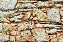 Stonework Royalty Free Stock Photos