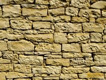 Stonework texture Royalty Free Stock Image