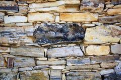 Stonework wall sufrace Stock Photography