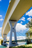 Stoney śladu most zdjęcie royalty free
