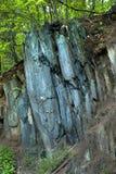 Stoney-Flussstein lizenzfreies stockbild