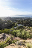 Stoney Point in Los Angeles California Stock Photos