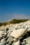 Stoney Strand Lizenzfreies Stockbild