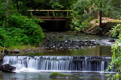 stoneybrook Стоковая Фотография RF