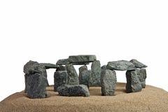 Stonhenge look-alike Royalty Free Stock Image
