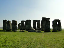 Stonhenge Royalty Free Stock Photo