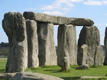 Stonhenge, planície de Salibury, Reino Unido Fotos de Stock Royalty Free
