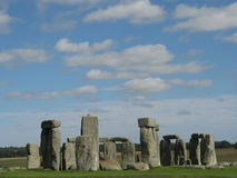 Stonhenge, planície de Salibury, Reino Unido Imagem de Stock