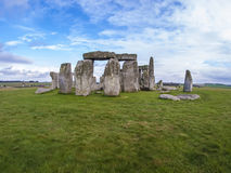 Stonhenge. Stones in the field, as usual Royalty Free Stock Photography