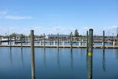 Stony Brook Yacht Club Royalty Free Stock Photos