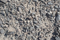 Stony ground background wallpaper Stock Images