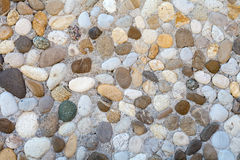 Stony pavement Royalty Free Stock Images