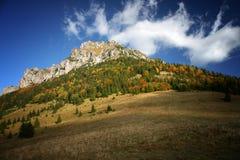 Stony peak Royalty Free Stock Images