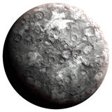 Stony planet Royalty Free Stock Photos