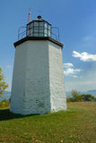 Stony Point lighthouse Royalty Free Stock Photo