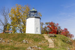 Stony Point Lighthouse Royalty Free Stock Photography