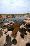 Stony river Stock Photography
