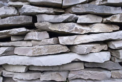 Stony wall Royalty Free Stock Images