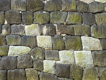 Stony wall Stock Photo