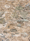 Stony wall background. Stock Photo