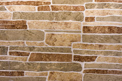 Stony wall background Stock Photo