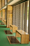 Stool  in   Badminton   hall Royalty Free Stock Photo