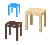 Stool Stock Image