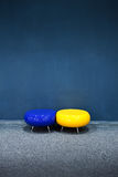 Stool of modern style Royalty Free Stock Images