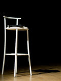 Stool on theater scene Royalty Free Stock Photos