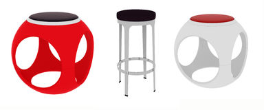 Stools Royalty Free Stock Image