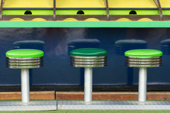Stools Royalty Free Stock Photo