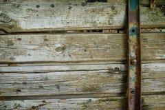 Stoom punk houten achtergrond stock afbeelding
