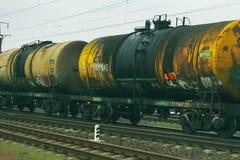 Stoomlocomotief, het UK, de spoorweg royalty-vrije stock foto's