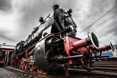 Stoommotor Royalty-vrije Stock Afbeeldingen