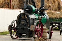 Stoommotor vanaf 1930 Royalty-vrije Stock Afbeelding