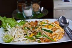 Stootkussen Thai Royalty-vrije Stock Fotografie