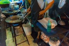 Stootkussen Thai Royalty-vrije Stock Foto