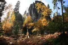 Stołowa góra w Polska Obraz Royalty Free