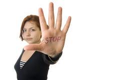 Stop! Stock Photos