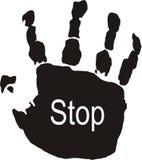 Stop!!!! Stock Photo