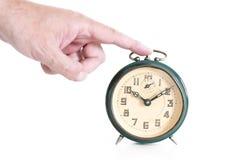 Stop Alarm Clock Stock Photos