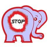 Stop animal Stock Photos