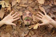 Stop the autumn Royalty Free Stock Photos