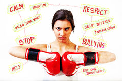 Free Stop Bullying Royalty Free Stock Photos - 40349268