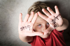 Free Stop Bullying Stock Photos - 85212543