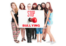 Stop Bullying Royalty Free Stock Image