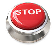 Stop button Stock Photos