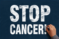 Stop Cancer Stock Photography