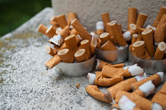 Stop cigarette Royalty Free Stock Photos